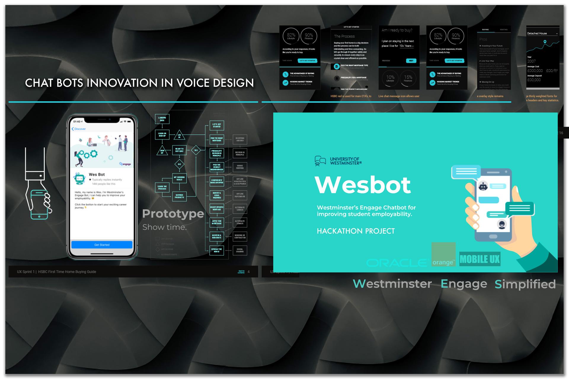 Wesbot Orange Oracle